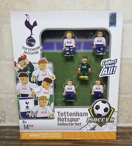 Tottenham Hotspur Fc Premier League Lego OYO Sports Soccer Team Collector Set