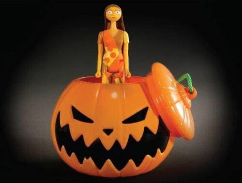 Nightmare Before Christmas Sally ReAction Figure w// Pumpkin SDCC 2015 Super7