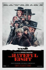 W861 The Hateful Eight Quentin Tarantino Classic Movie 24x36/'/' Art Silk Poster