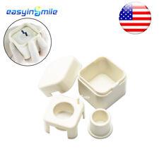 Dental Endodontic Files Burs Holder Box Sterilizerorganizer Case With Gauze 1pc