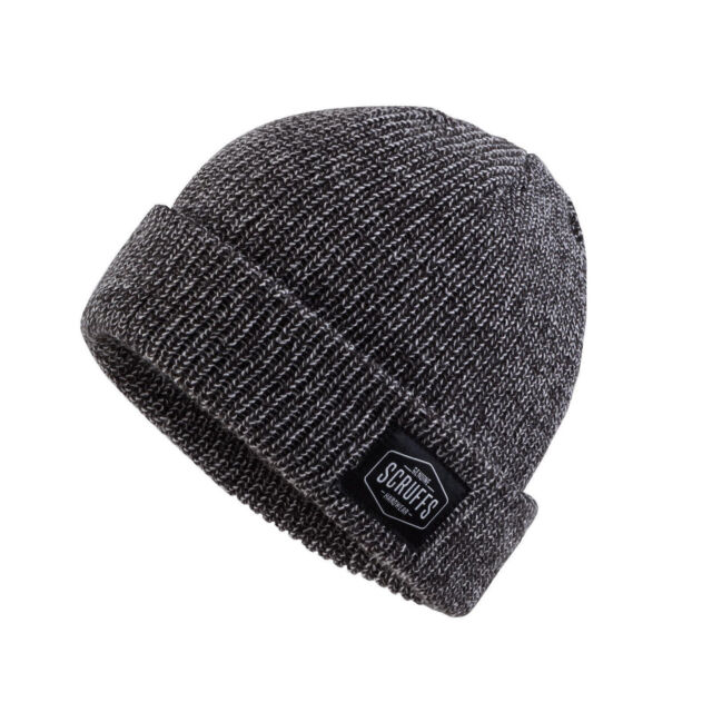 Scruffs T53062 Vintage Grey Thinsulate Beanie Hat Graphite One Size ... 4e7c1aae8a1a