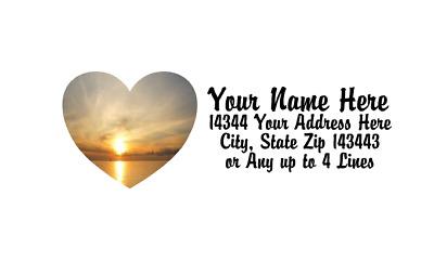 Cross Design#5-Personalized Address Labels 50PCS