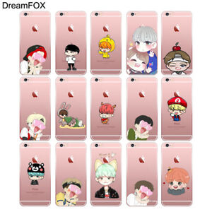 ce63019f63a Fundas BTS Korea K-pop Musica Iphone 5/5S, 6/6S, 6+/6S+ ,7/7+ ,8 /8+ ...