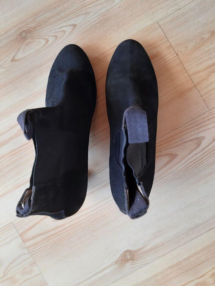 Dansesko, Flamenco Støvler , Spanske