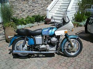 1967 Moto Guzzi V700