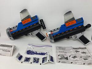 Xploderz-FACE-OFF-400-BATTLE-SET-2-Guns-2-Clips-375-Ammo-Rounds-Instructions