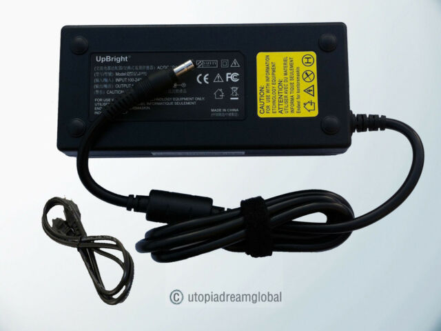 LG 21:9 UltraWide 29UT55V TV Monitor power supply ac adapter cord cable charger