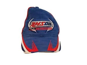 AMS Oil Racing Hat Cap Scotty #7 Adjustable Sportswear Nascar Indy Top Fuel Cars