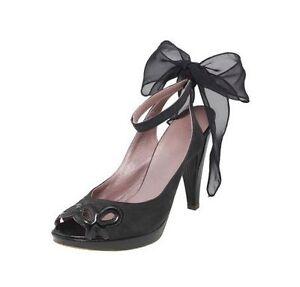 bride Nouveau Shoess cheville et 60 Sixty 89 à hauts Rrp 99 talons peep Sandales € à Miss toe AnrAqw8R0