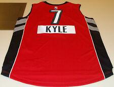 NBA Toronto Raptors Kyle Lowry Adidas Jersey Red Swingman Small Special Edition