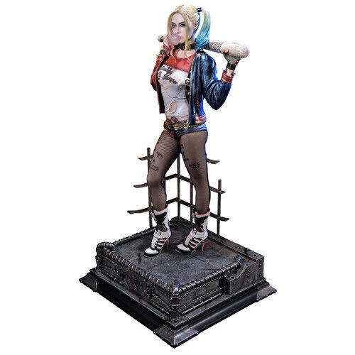 DC COMICS  Suicide Squad  Harley Quinn 13 Polystone Statue Prime 1