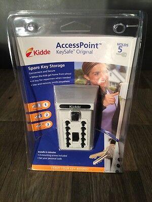 Kidde 001360 Access Point Orginal KeySafe, wall safes or ...