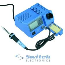 48w Digital Temperature Adjustable Esd Safe Soldering Iron Station Solder