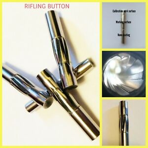 Chamber Reamer+Combo Rifling button-9x19 Luger