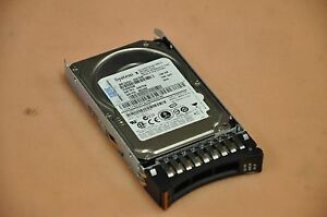 IBM-System-X-146GB-10K-2-5-SFF-SAS-hard-drive-w-Caddy-43W7538-43W7536-42C0269