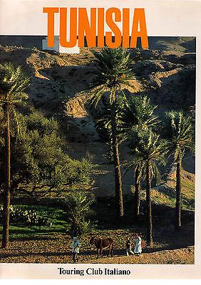 Tunisia - Touring Club Italiano - Libro Nuovo In Offerta! Vivace E Grande Nello Stile