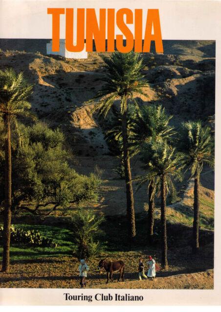 Tunisia - Touring Club Italiano - Libro nuovo in Offerta!