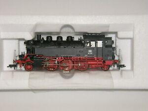 Fleischmann-H0-631405-1-Dampflok-BR-64-335-der-DB-034-DCC-Digital-034-NEU