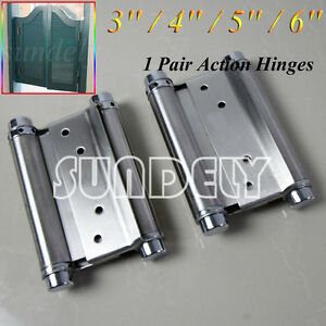 double swing door action hinges way salloon restaurant kitchen traffic doors pro tuff