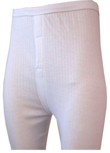 TERMICO uomo lungo Johns Invernale Interno Caldo Pantaloni Biancheria Intima Fondo di medie dimensioni