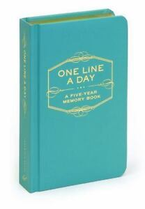 One-Line-a-Day-A-Five-Year-Memory-Book-Diary
