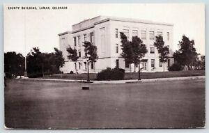 Lamar Colorado~Prowers County~Classical Revival Court ...