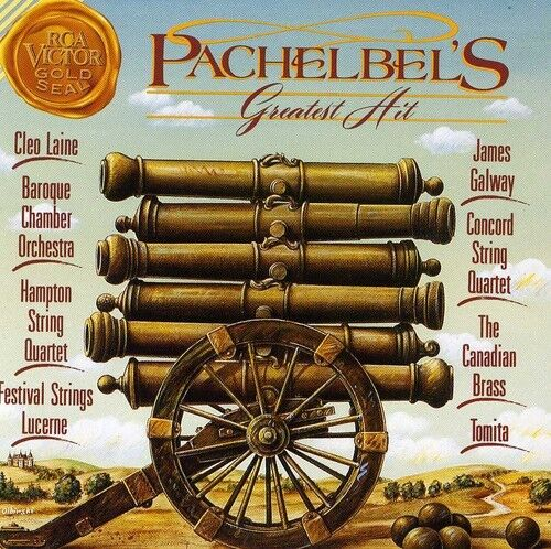 1 of 1 - Pachelbel's Greatest - Pachelbel's Greatest Hit: Canon in D [New CD]