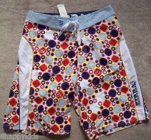 676932a2b6 NWT NEW ~ Kirra ~ Young Men's Board Shorts Swim Boardshorts Size 28 ...