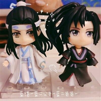 Q Version Chinese Anime Mo Dao Zu Shi Wei Wuxian Nendoroid  Figure Model Toy