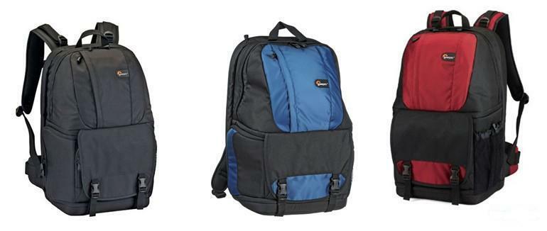 New Lowepro Fastpack 350 DSLR Bag for 17
