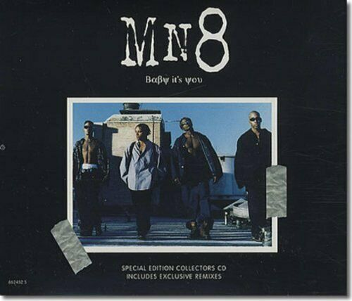 MN8 Baby it's you (#6624525)  [Maxi-CD]