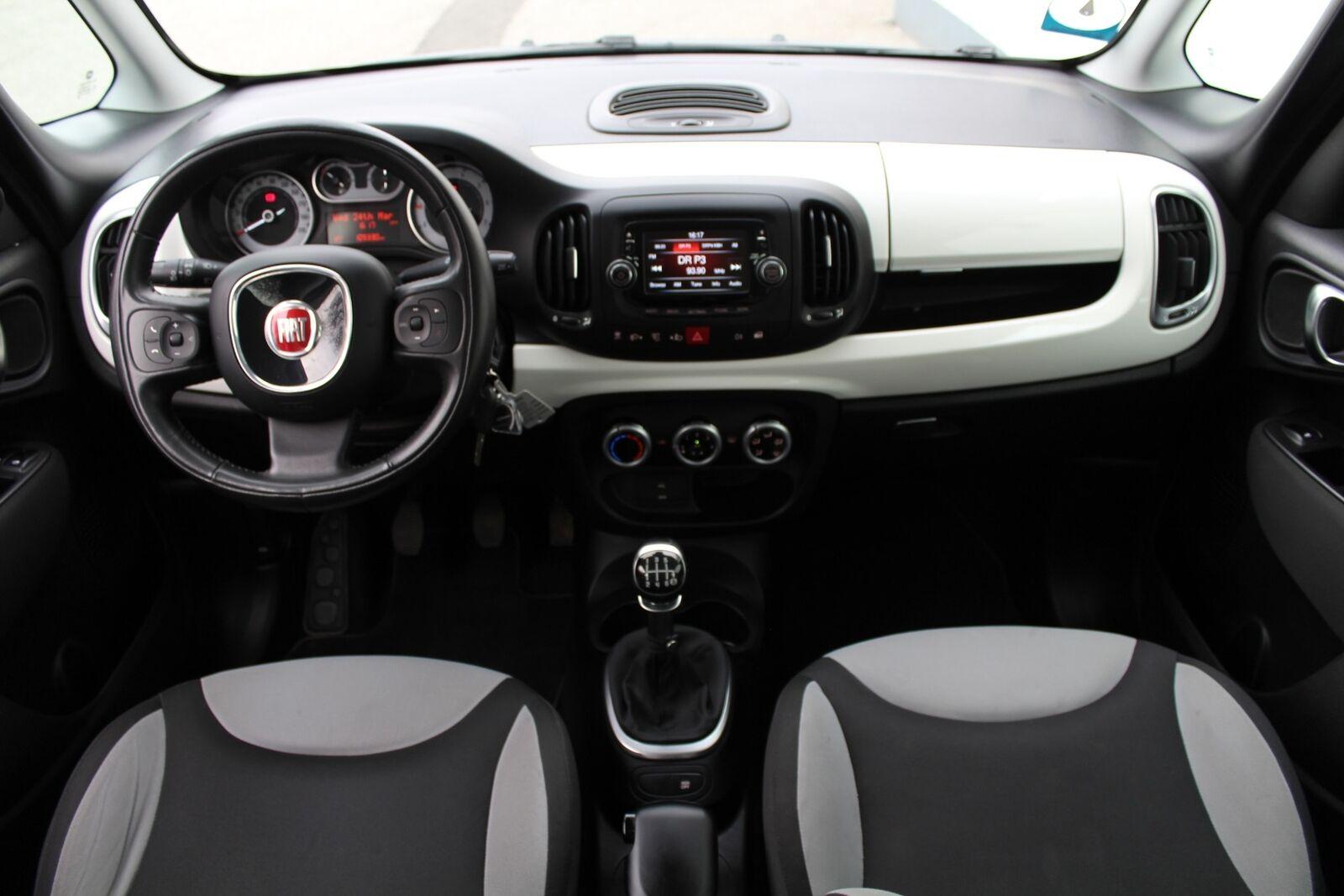 Fiat 500L 1,4 16V 95 Popstar - billede 8