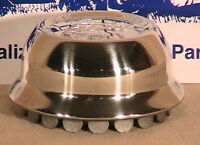 1928-1929 Model A Ford Stainless Steel Hub Caps. Set Of 5