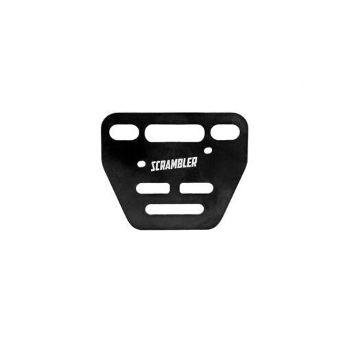 Rear Frame Saddle bag Holder Brackets for DUCATI Scrambler 2015 2016