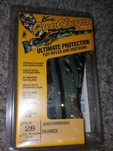 Details about Kane Gun Chaps - Black Powder Rifle CVA Hawken Black Powder  Rifle! GC-28AS