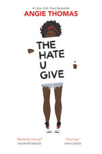 THE HATE U GIVE by Angie Thomas (Hardcover, 2017)