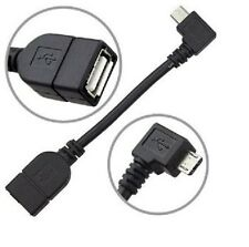Micro USB cable host Mode OTG for Samsung galaxy S2 S3 S4 S5 Xoom Archos G9 Tosh