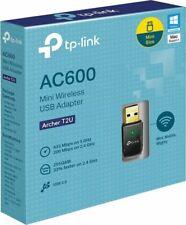 Artikelbild TP-Link Archer T2U V3 AC600-Dualband-USB-WLAN-Adapter Schwarz