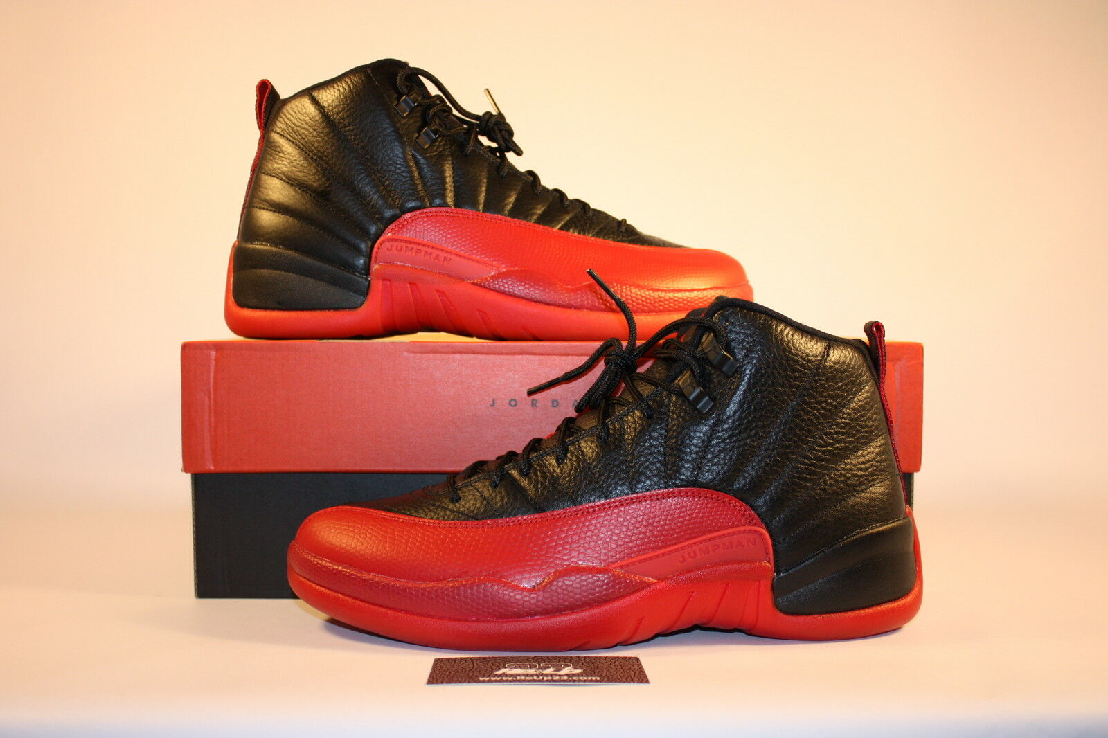DS NIKE AIR JORDAN RETRO RETRO RETRO 12 FLU GAME BRED SZ 10.5 MASTER CHERRY OVO WINGS PSNY a3e032