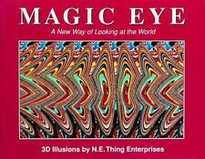 Magic Eye: A New Way of Looking at the World-ExLibrary