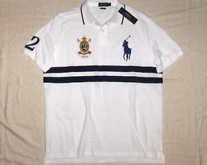 dab356659bc8a POLO RALPH LAUREN Men s Classic Fit BIG PONY Crest Polo Shirt