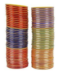 Bangles-Indian-Box-Bollywood-Color-Multi-Fashion-Wedding-Wear-Designer-Bracelet