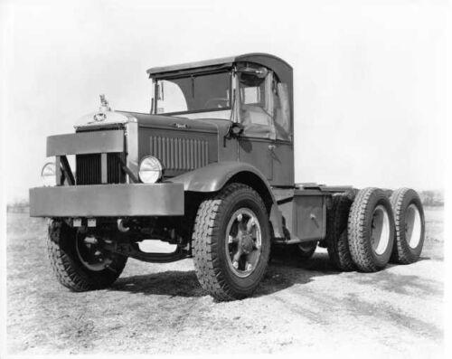 1939 Mack FKSW Truck Factory Press Photo 0061