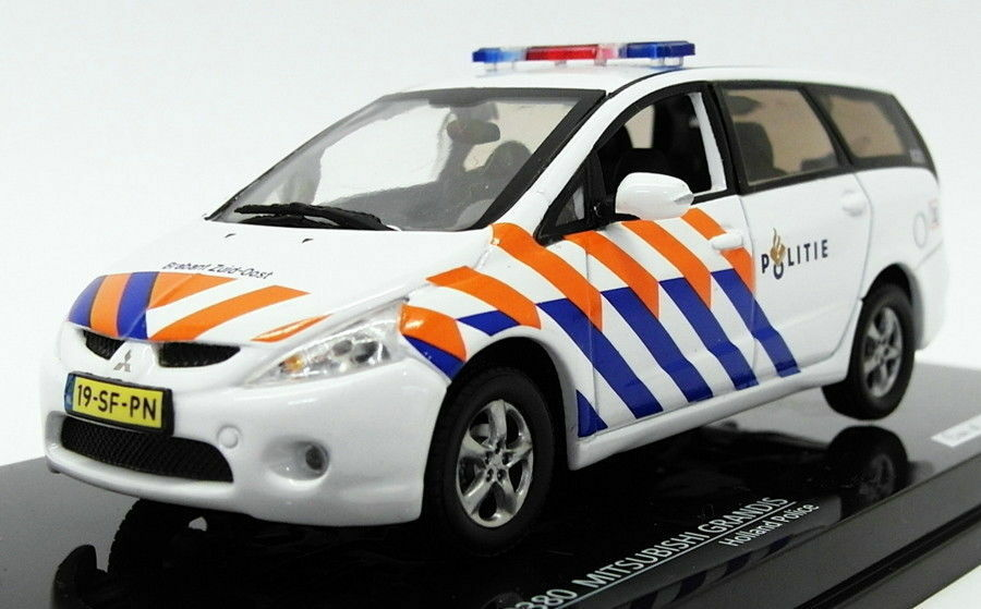 netherlands Beautiful Mitsubishi Grandis Politie Cars