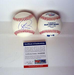 NOVAK-DJOKOVIC-WIMBLEDON-US-OPEN-SIGNED-AUTOGRAPH-MLB-BASEBALL-PSA-DNA-COA
