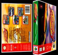 Automobili Lamborghini - N64 Reproduction Art Case/box No Game.