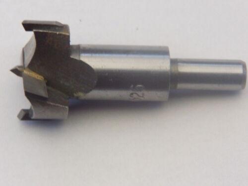 """Hettich HM Forstnerbohrer Scharnierlochbohrer Topflochbohrer Ø 26 mm 1St /""""OVP/"""""""
