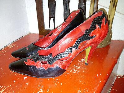 Vintage Diva International Yolanda Red
