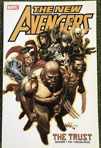 The-New-Avengers-Vol-7-The-Trust-FN-VF-tpb-Bendis-Yu-Marvel