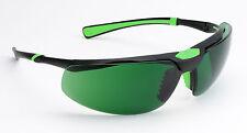 Univet 5X3 High Technology Welding Glasses IR3 Shade 3 Lens (5X3.03.35.30)